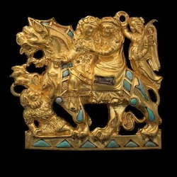 Asian Artifacts post classical period. (royal south asian artifacts) - the museum